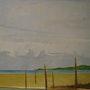 Playa de Tánger Contemporáneo. Artiste Peintre