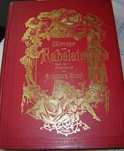 François Rabelais Works 1873 Editions Garnier 2 Bände. Catherine Berney-Queffard