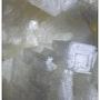 La caída de la sodomía. De cristal de sal. Zima, marruecos. 1990. Jean-Loup De Sauverzac - Photographe