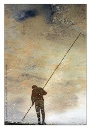 The surveyor salt. Guérande. 2000.