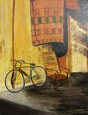 Detente. Peinture Insolite /Dany Champême