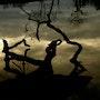 Clair de lune. Val Gerbaud