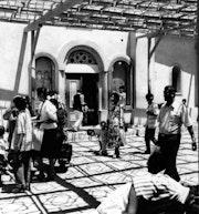 Copta monasterio de Wadi Natrum. Philippe Cardella