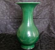 Qianlong Monochrome Vase. Dream Art Gallery