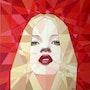 Expresión atractiva prismáticos. Joseph Barbara - World of Art