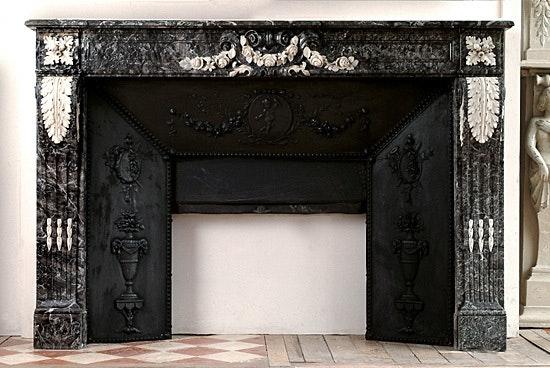 Fireplace lxvi.  Galerie Origines