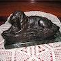 Bronze Barye. Myriam Nochez