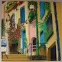 Collioure, direction «rue dugommier». Lisette