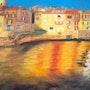 Reflets de Saint Tropez. Louise Bressange