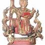 Emperador en su trono. Dragonasie Sarl