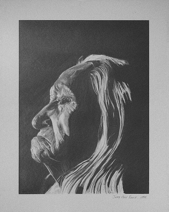 James holy man if eagles médecine. Frank Chevallier Chevallier Frank