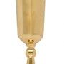Florentine Gold Glas Champagner. Watts London