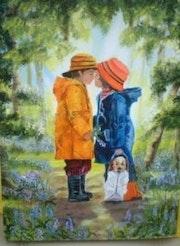 «Bluebell kiss».