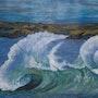 Die Welle. M. Faure