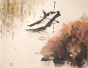 Barque. Chen Dehong