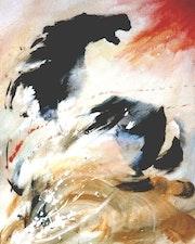 Cheval. Chen Dehong