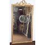 Ribbon Gilt Mirror. Through the looking glass