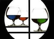 3 Glasses. Pierre Boillon