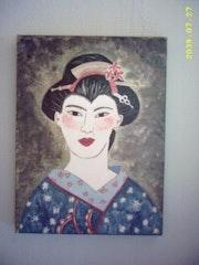 Geisha. Sabine Mania