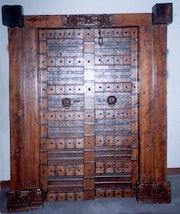 Rajastan Door. Paolo Orlandi