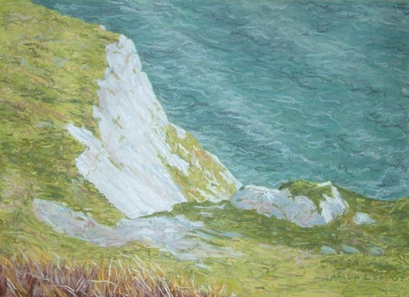 Cliffs, Dover. Philipart