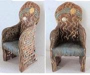 The chair. Marion Jansen-Baisch
