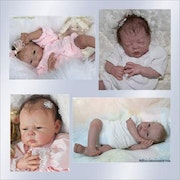 The reborn of your dreams - Single Item - Doll art and collectors'REBORN.