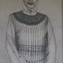 Sulawesi Girl. Brian L Art