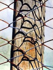 Shade Pole.