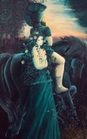 Geae III und Uranus.. Pamela Claire Phillips