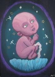 Die innere Welt oder meine Vision des Lebens in utero. Ankolie