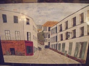 Monkey Island after utrillo.