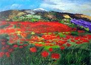 Poppy Fields. Esterelle*