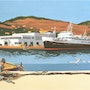 Port -Vendres d'antan. Bruno Seguin