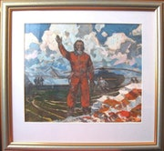 Gagarine. Sergey Senin