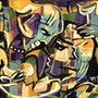 The Emotion - original painting - Jacqueline_Ditt. Universal Arts Galerie Studio Gmbh