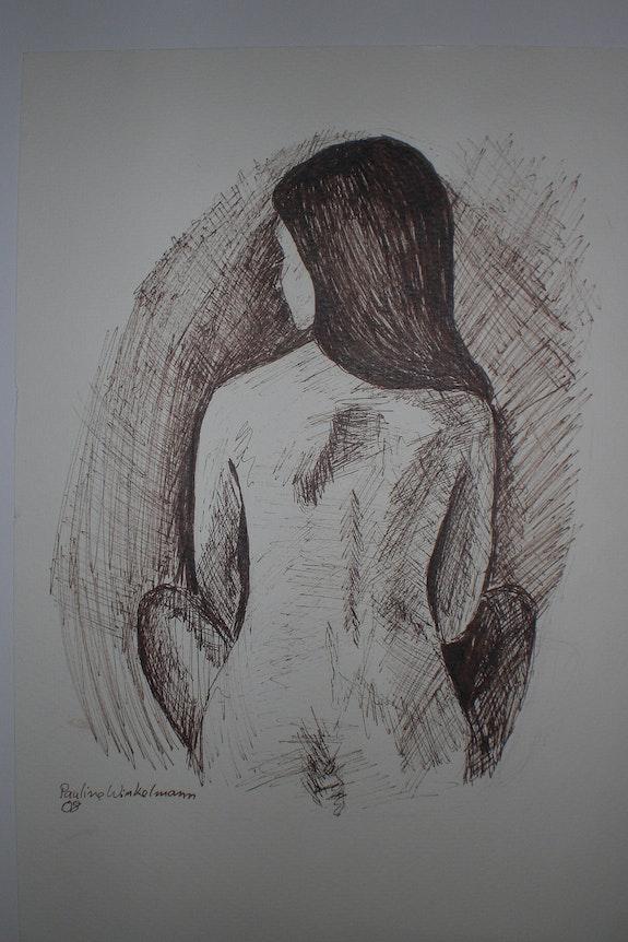 Mujer desnuda dibujos. Pauline Winkelmann Pauline Winkelmann