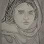 Niña Afgana. Tania Lopez Bayona