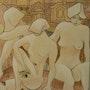 Feminidad escultórico. Jackie Engiel