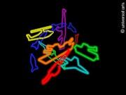 Disarmament 1 - limitierte Original Grafik - Mario Strack. Universal Arts Galerie Studio Gmbh