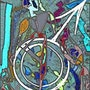Manhood - limited original graphic - Jacqueline_Ditt. Universal Arts Galerie Studio Gmbh