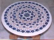 Dining table. Marble Inn & Handicraft