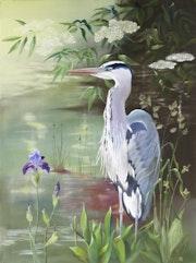 Heron Pond à un.