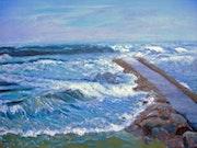 Bursts von Wellen. Pat