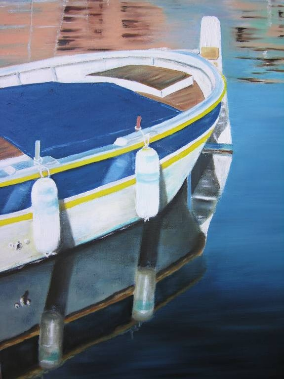 Mediterranean Reflections. B. Sannier Bernard Sannier