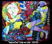 Heute. Marie - Laurence Bigard
