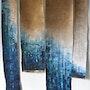 La contemplación 145x100cm. Baron Samdi