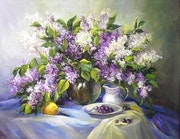 Still Life with Lilac.