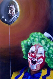 Der Clown.