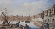 Tudor London Bridge. Henry Dean